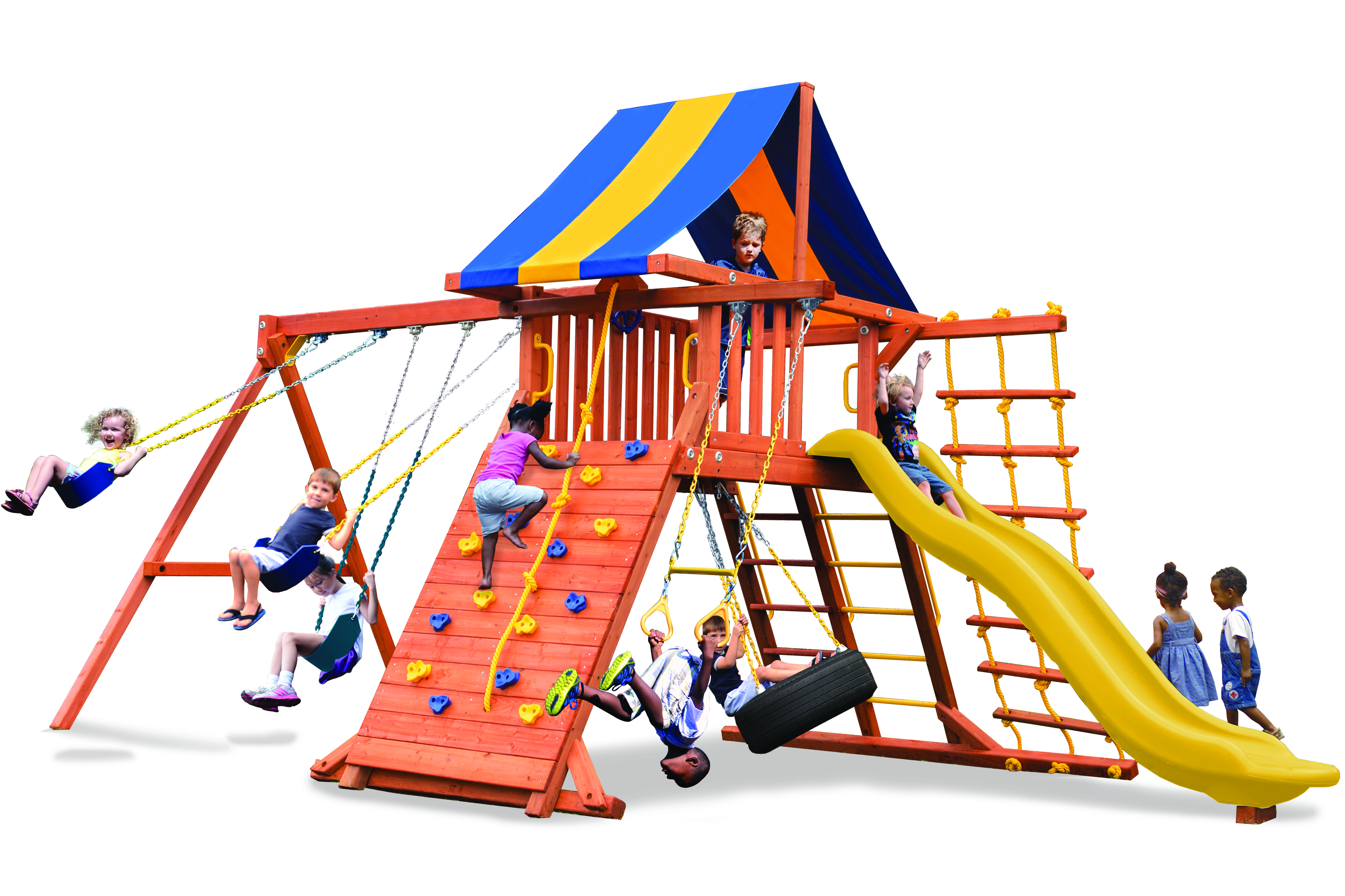Best Outdoor Playsets & Indoor Play Set