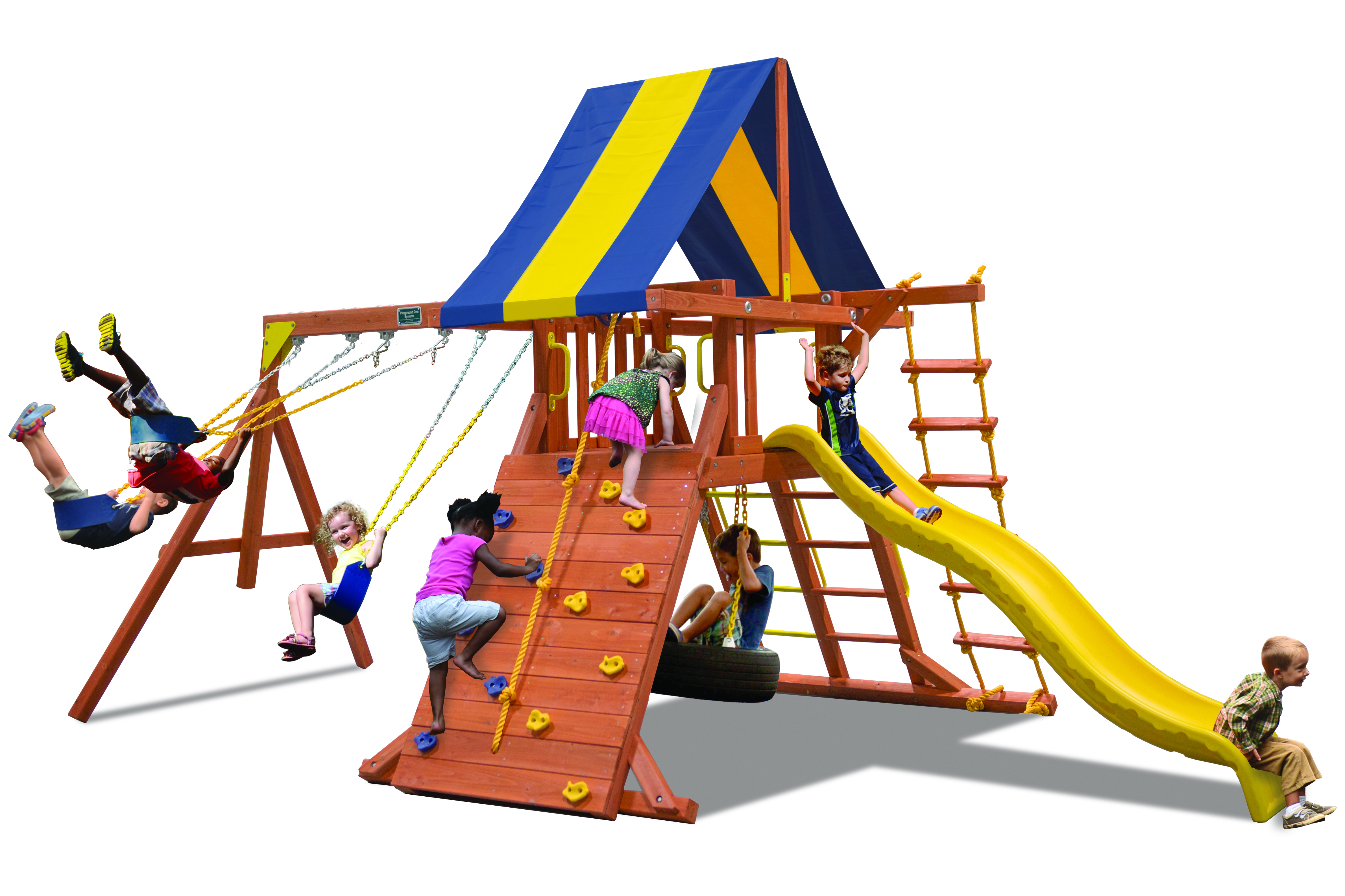 Play Set Systems & Playsets