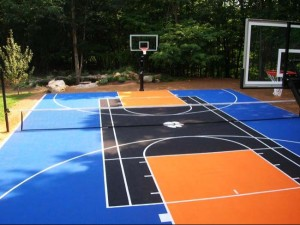 Athletic Court & Artificial Turf