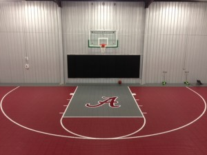 Athletic Court & Basketball Goals