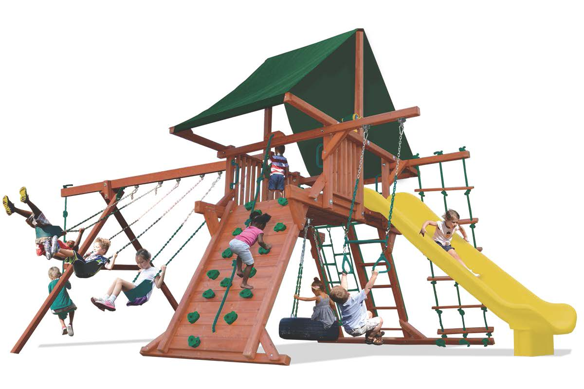 Best Playset & Swing Set