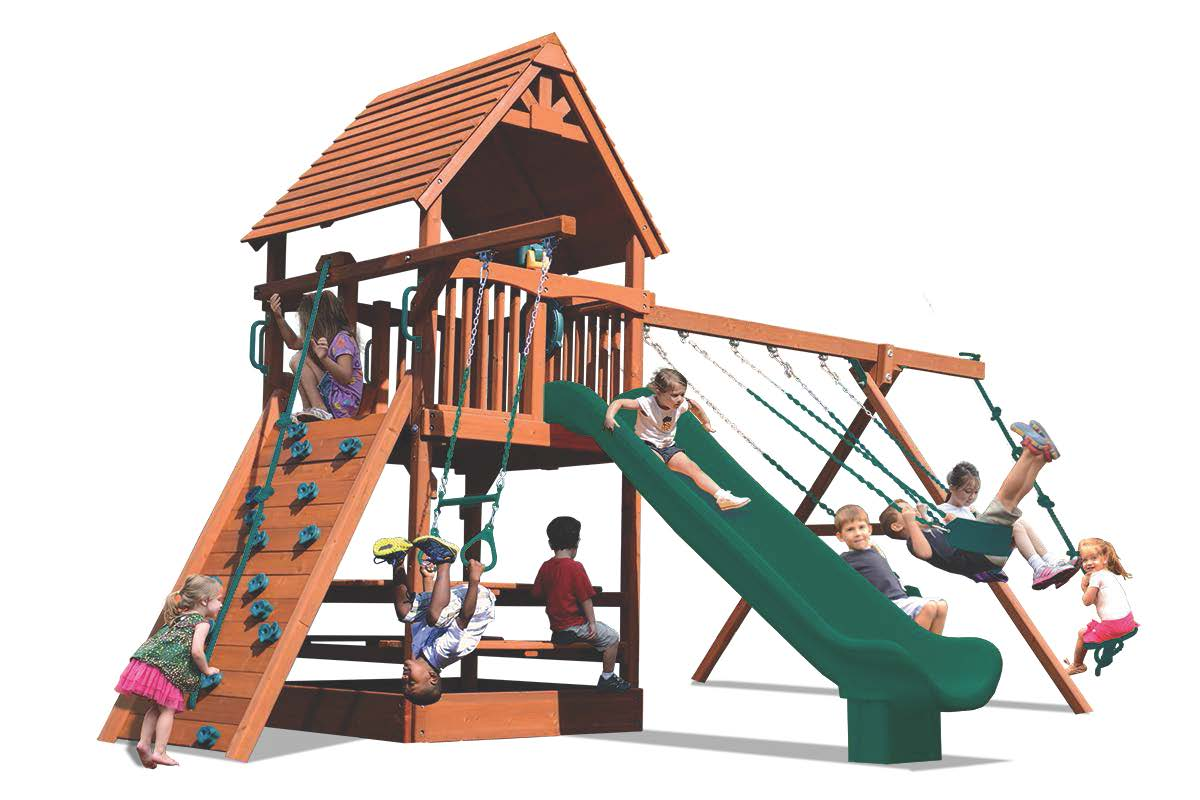 Play Sets & Play Systems