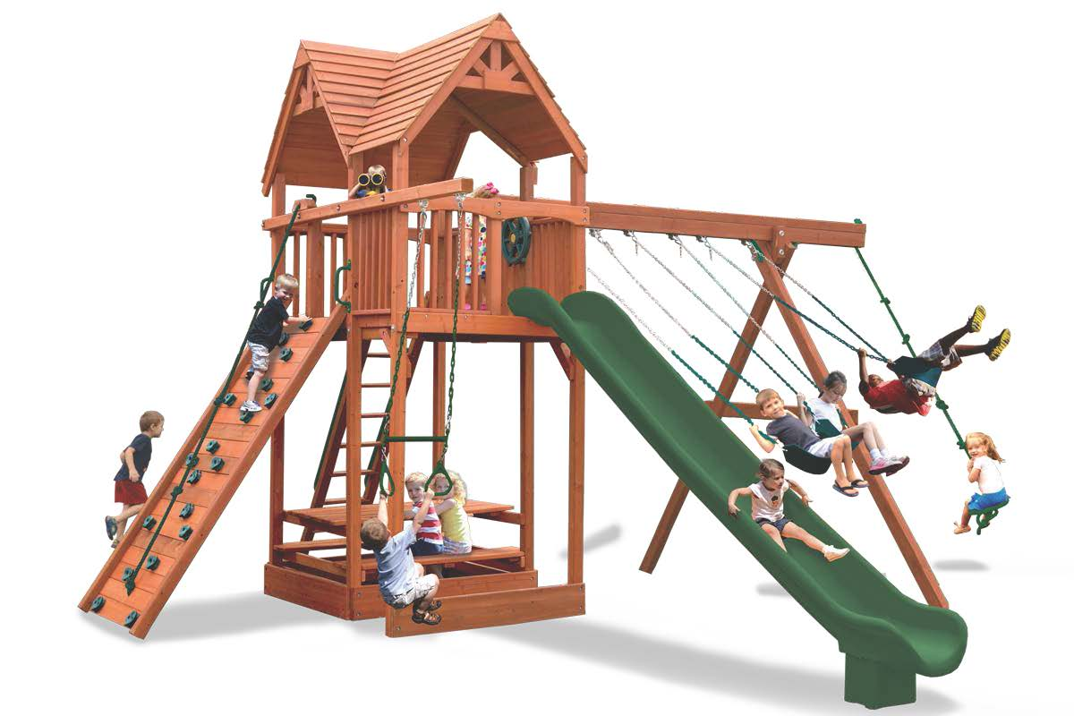 Swing Sets & Play Systems