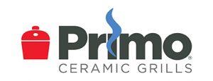 Primo Grill Rack Tables & Ceramic Grills Logo