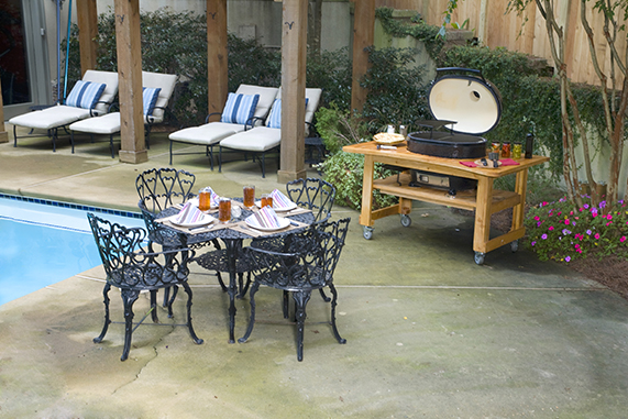 Decorating Ideas > Ceramic Grill  Accessories  Grill Tables  Primo Grills  ~ 222501_Birthday Party Ideas Madison Wi