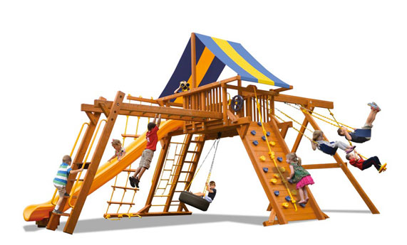 Indoor Playground & Play System