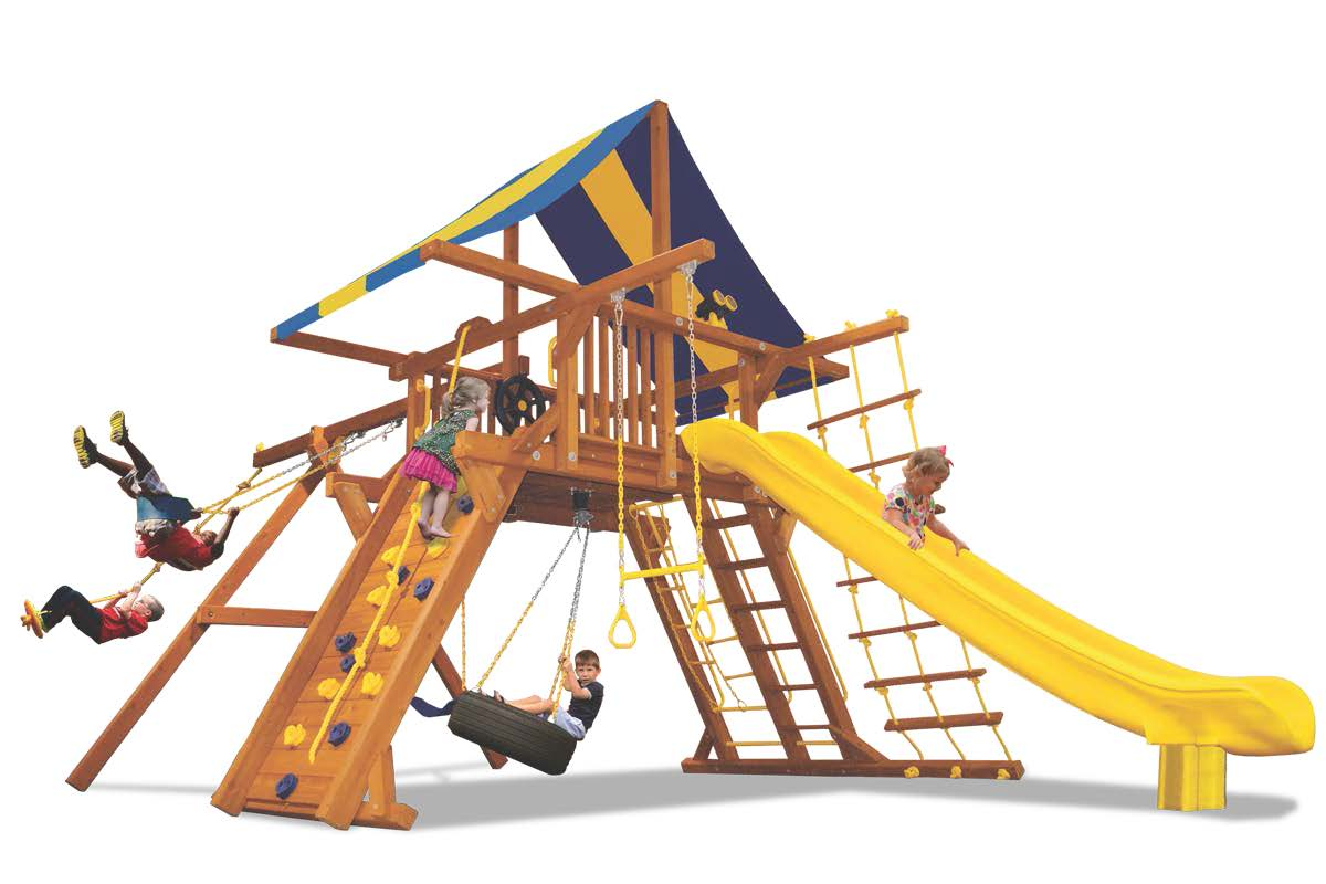 Play Systems & Trampolines