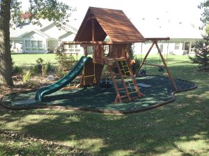 Artificial Turf Grass & Playground