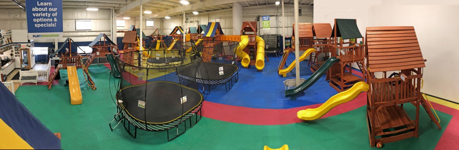 PlayN Wisconsin – Play Systems Middleton Showroom